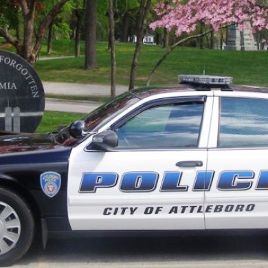 Attleboro Police Cruiser 2012